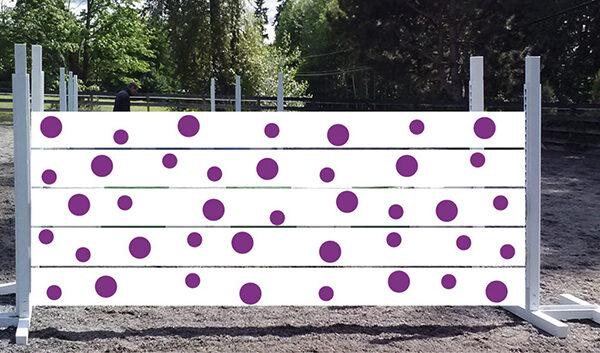 New Jumps  dots