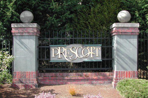 prescott before