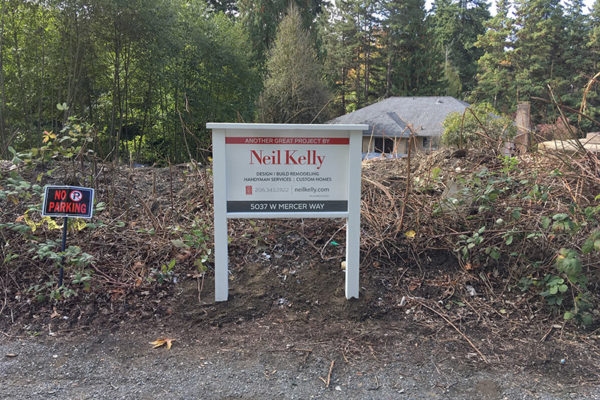 Neil Kelly 5037 W Mercer Way